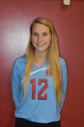 A5 Chattanooga Volleyball Club 2019:  #12 Ally Craig