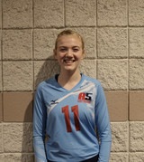 A5 Chattanooga Volleyball Club 2021:  #11 Anna Weldon