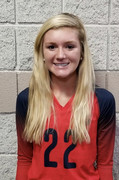A5 Chattanooga Volleyball Club 2021:  #22 Olivia Chauncey
