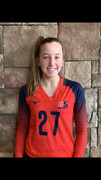 A5 Chattanooga Volleyball Club 2021:  #27 Lucy Good (Lucy)