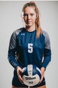 A5 Chattanooga Volleyball Club 2021:  #41 Hannah Blevins (Hannah)