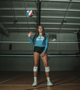 A5 Chattanooga Volleyball Club 2021:  #29 Isabelle Porter